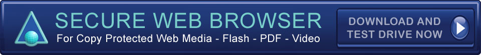 Web protection & Secure Web Browser